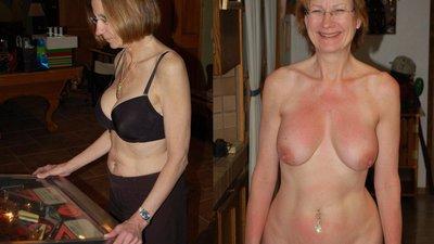 Naked asian tits