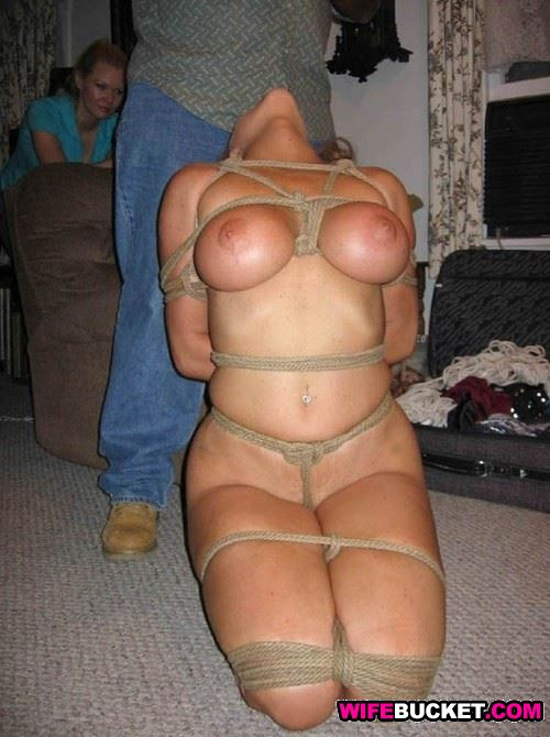 Thanks This Bondage sex slave wife