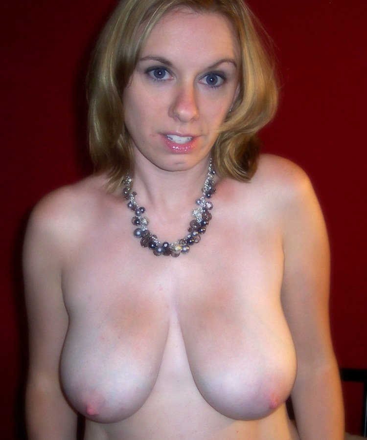 milf tits wife Amateur natural