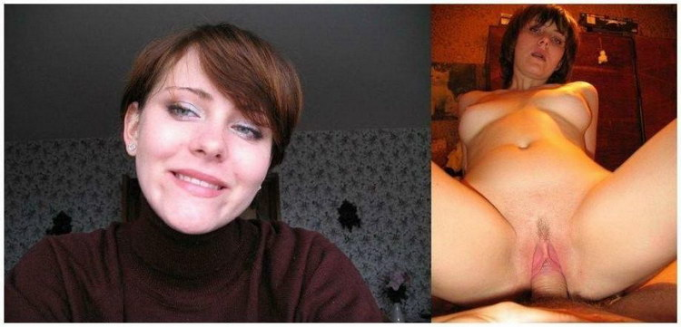 Before&after sex pics of a real amateur wife