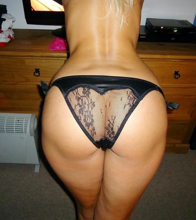 wife Amature panties milf