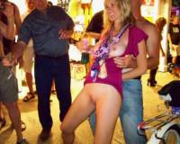 drunk wife gets gangbanged