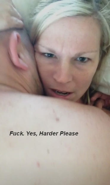 After-sex selfie from a cuckolding wife