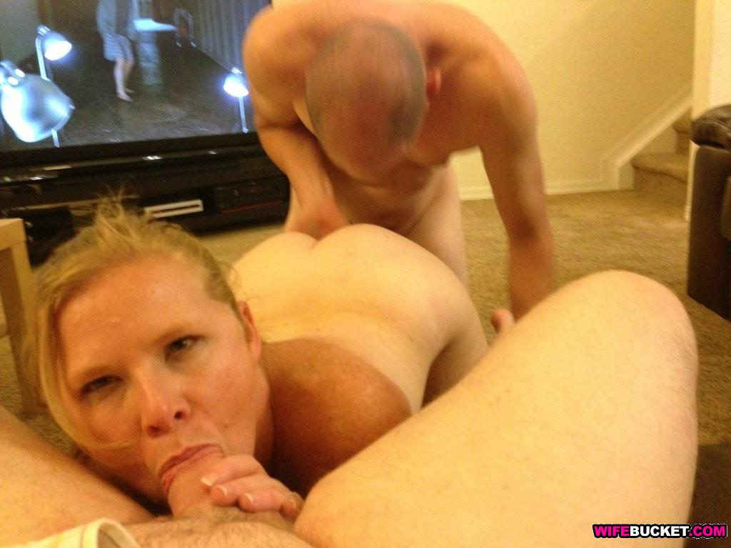 Wife having sex with 2 gay men