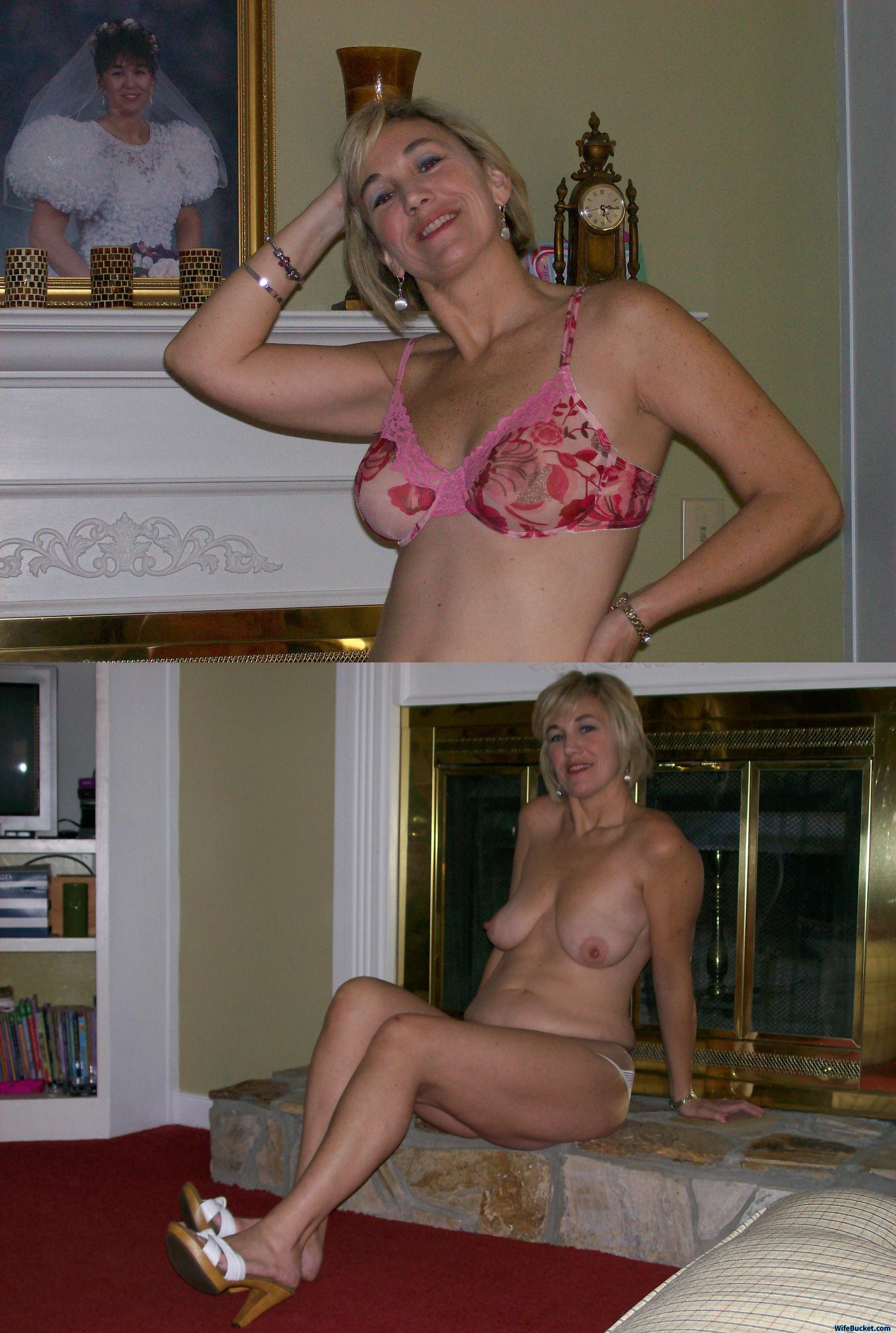 beautiful wife naked blog
