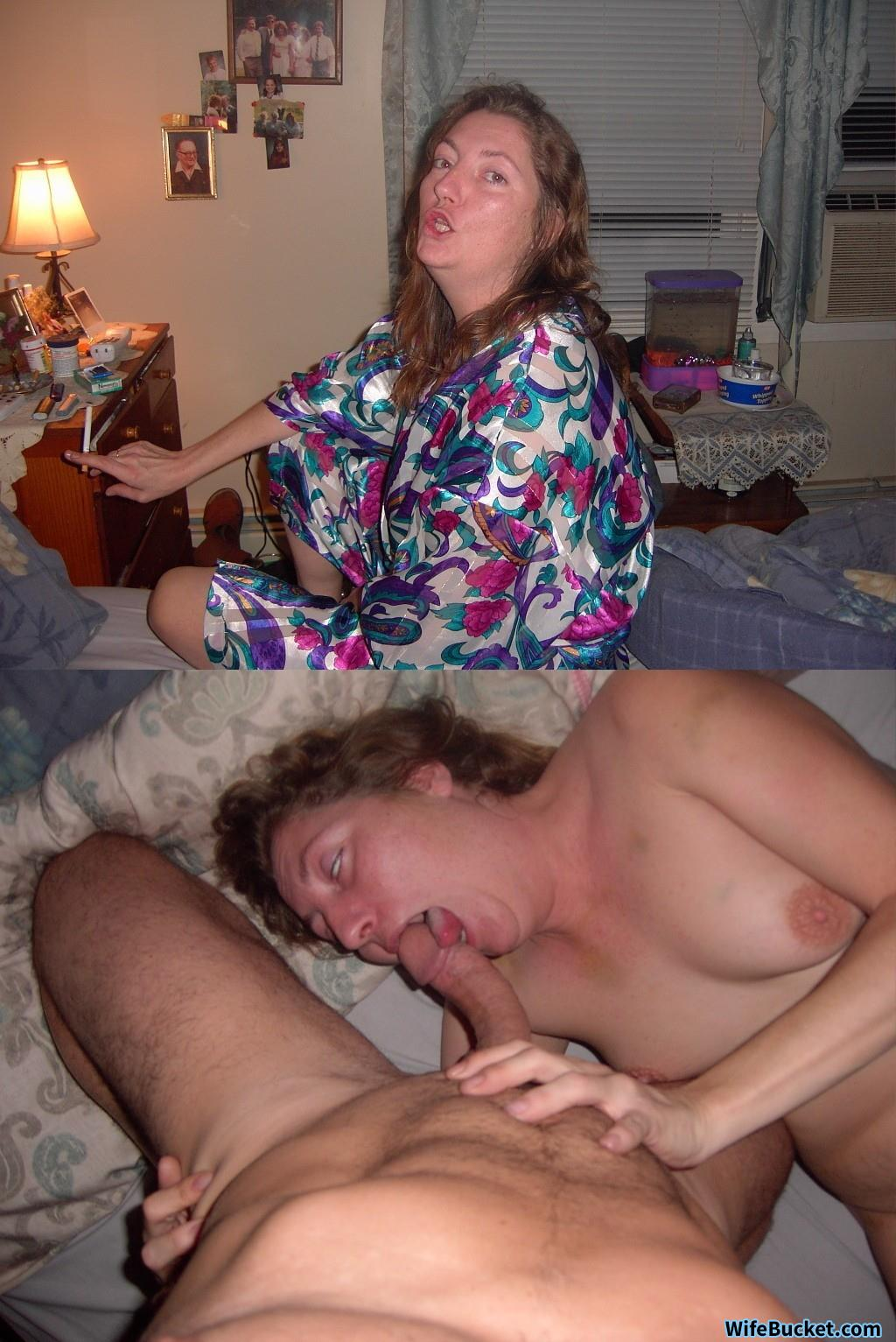 drunk ex wives naked