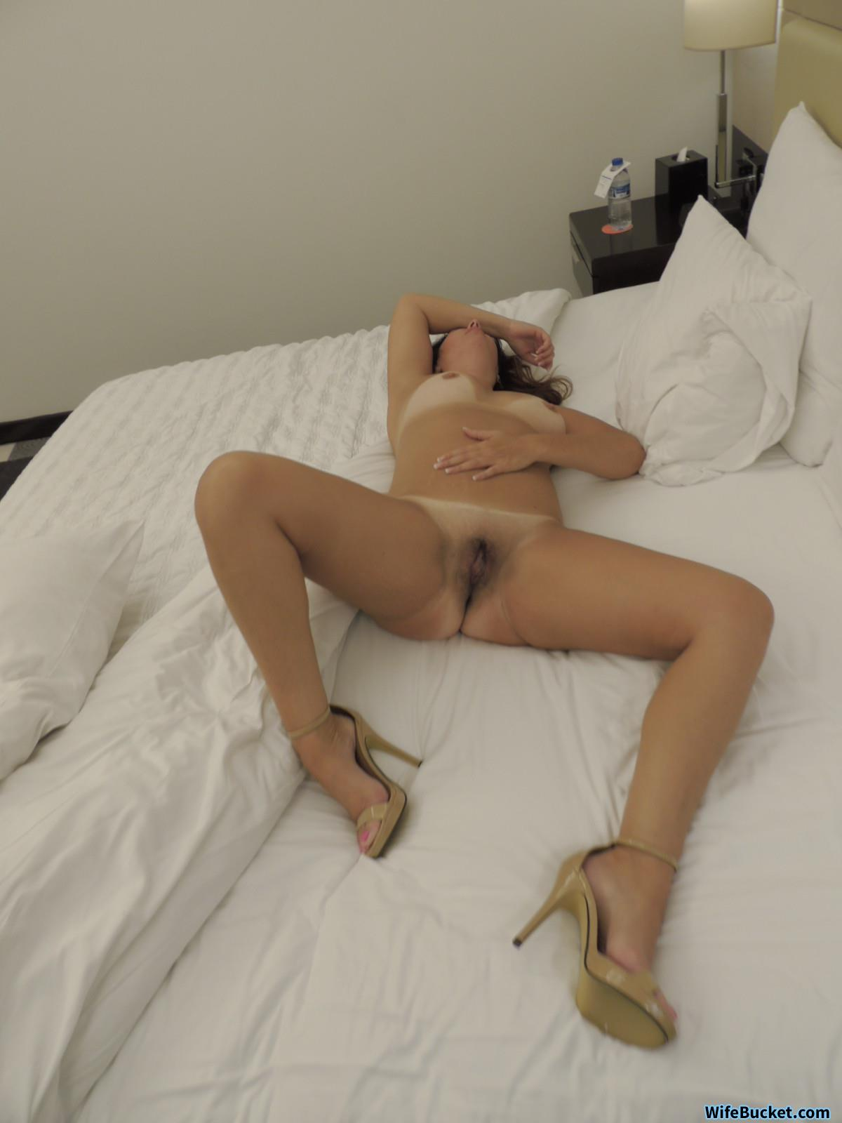 Wife in sex video-7227
