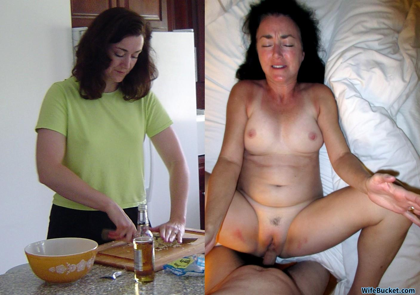 You cannot Milf nude wife before after