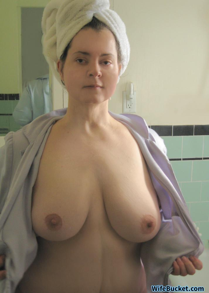 Married naked tits