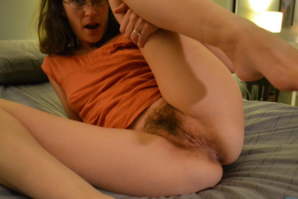 Hairy wife vid