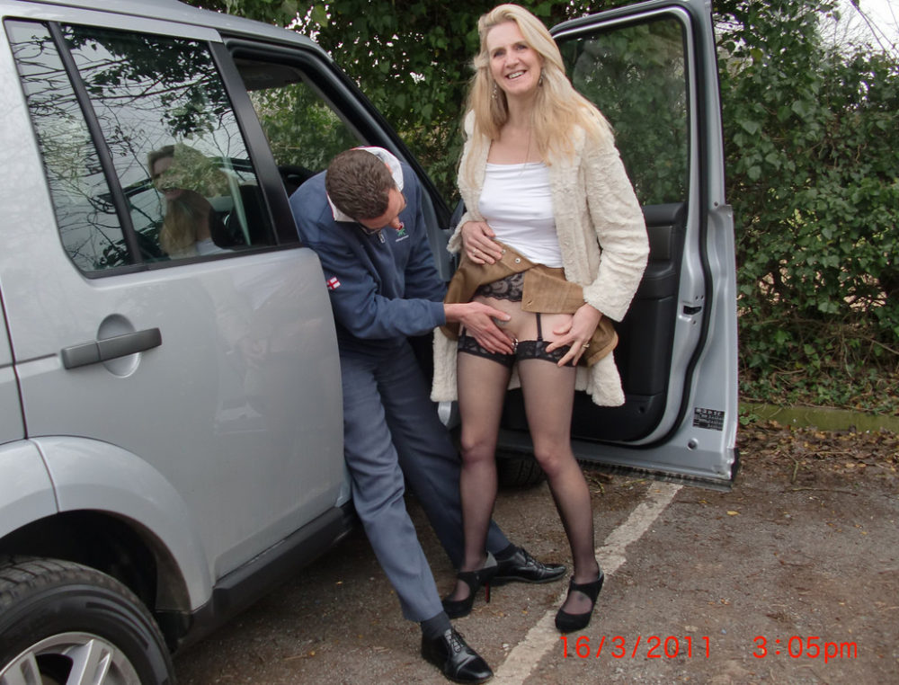 Fucked in the car