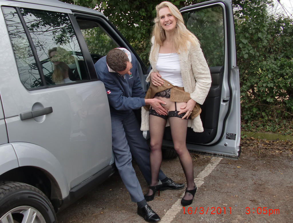 slut sex amateur Mature car