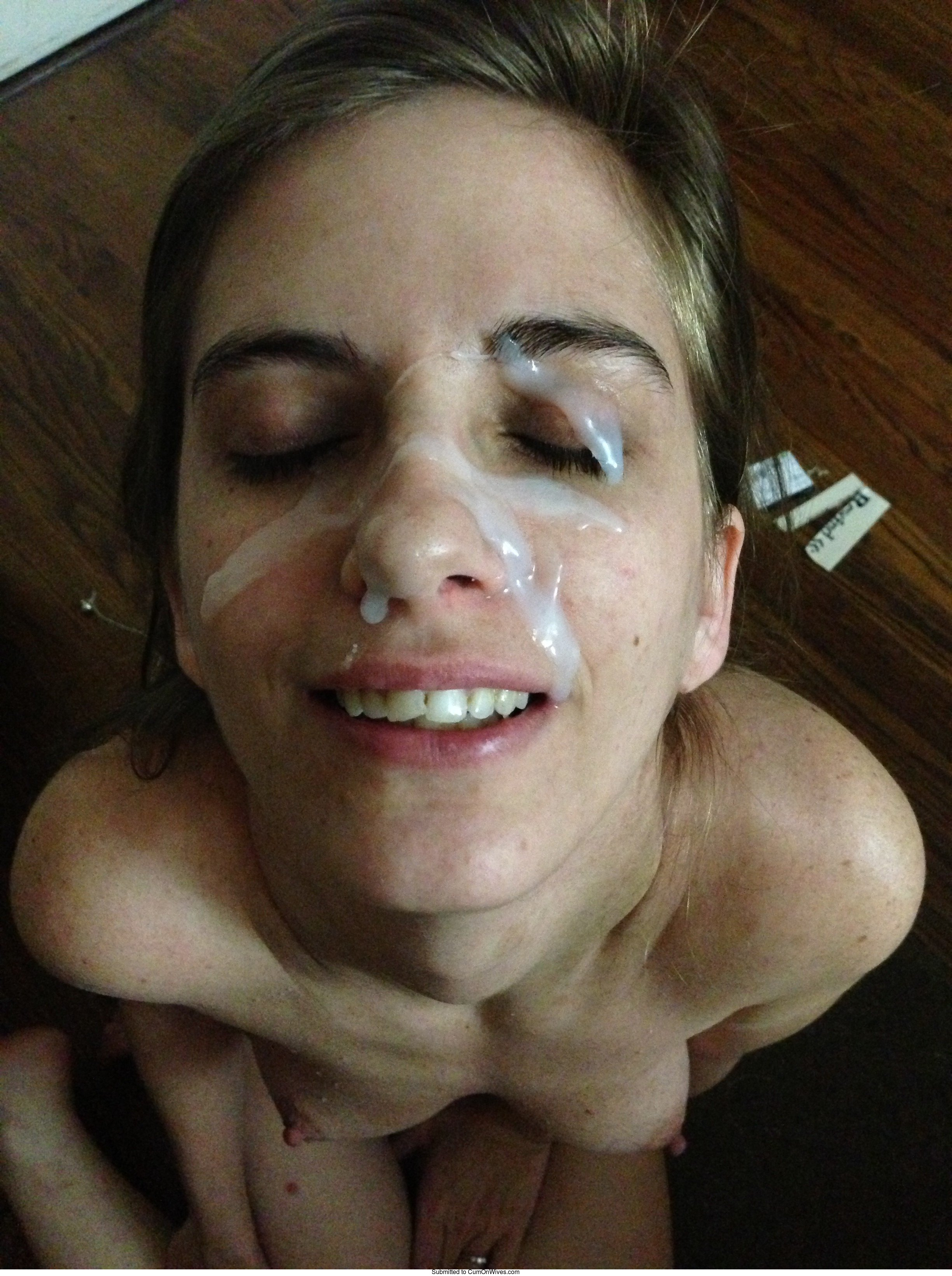 Cum on the face milf porn commit error