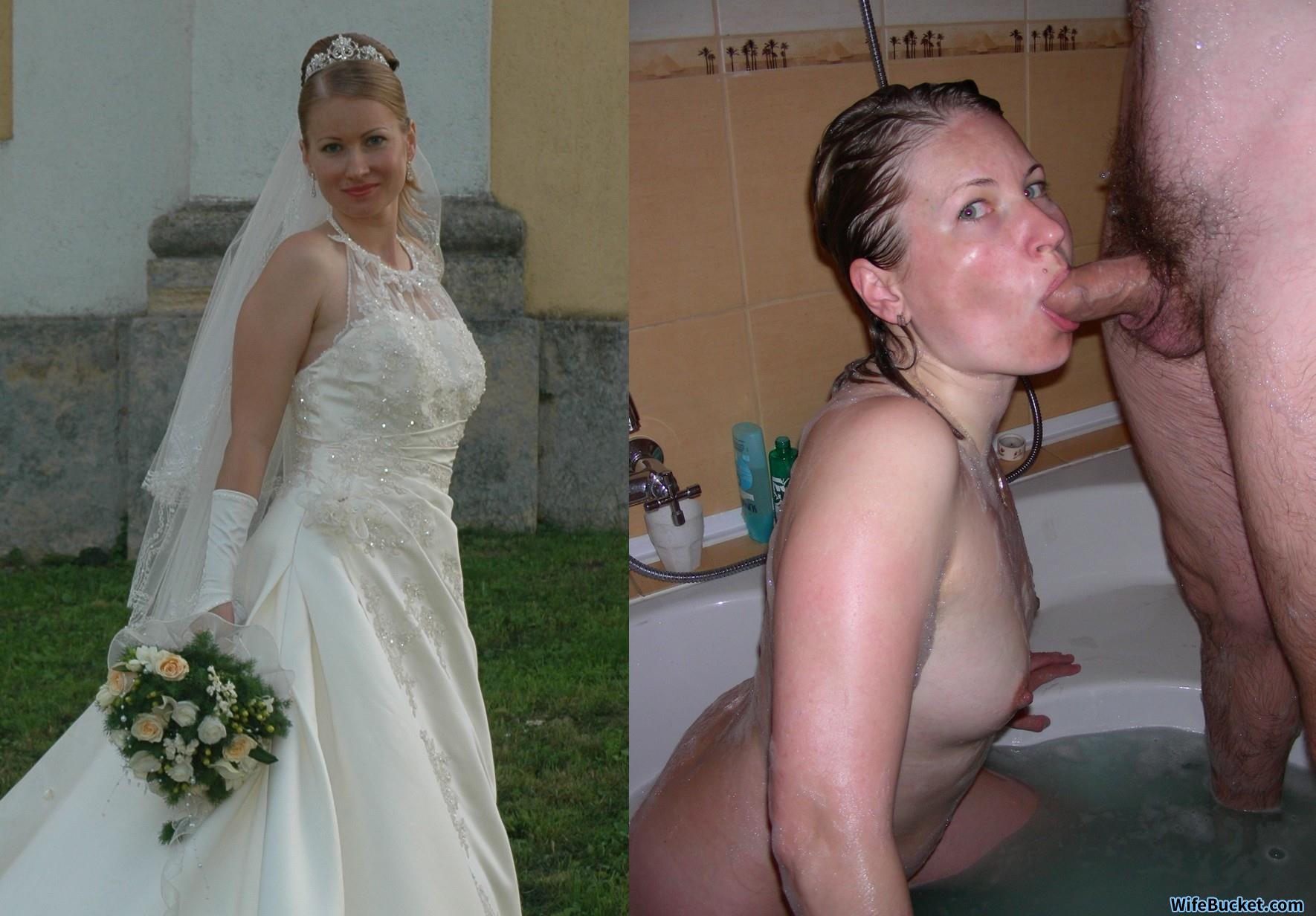 Pred-Po goli Seksi Amateur Brides Nekateri Home Porn-6845