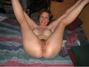 Naked photo wife