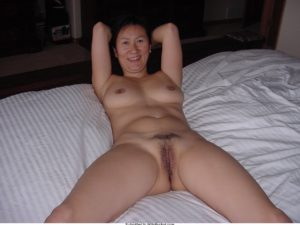 asian wife naked