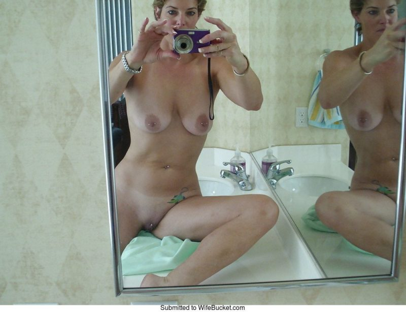 milf selfies