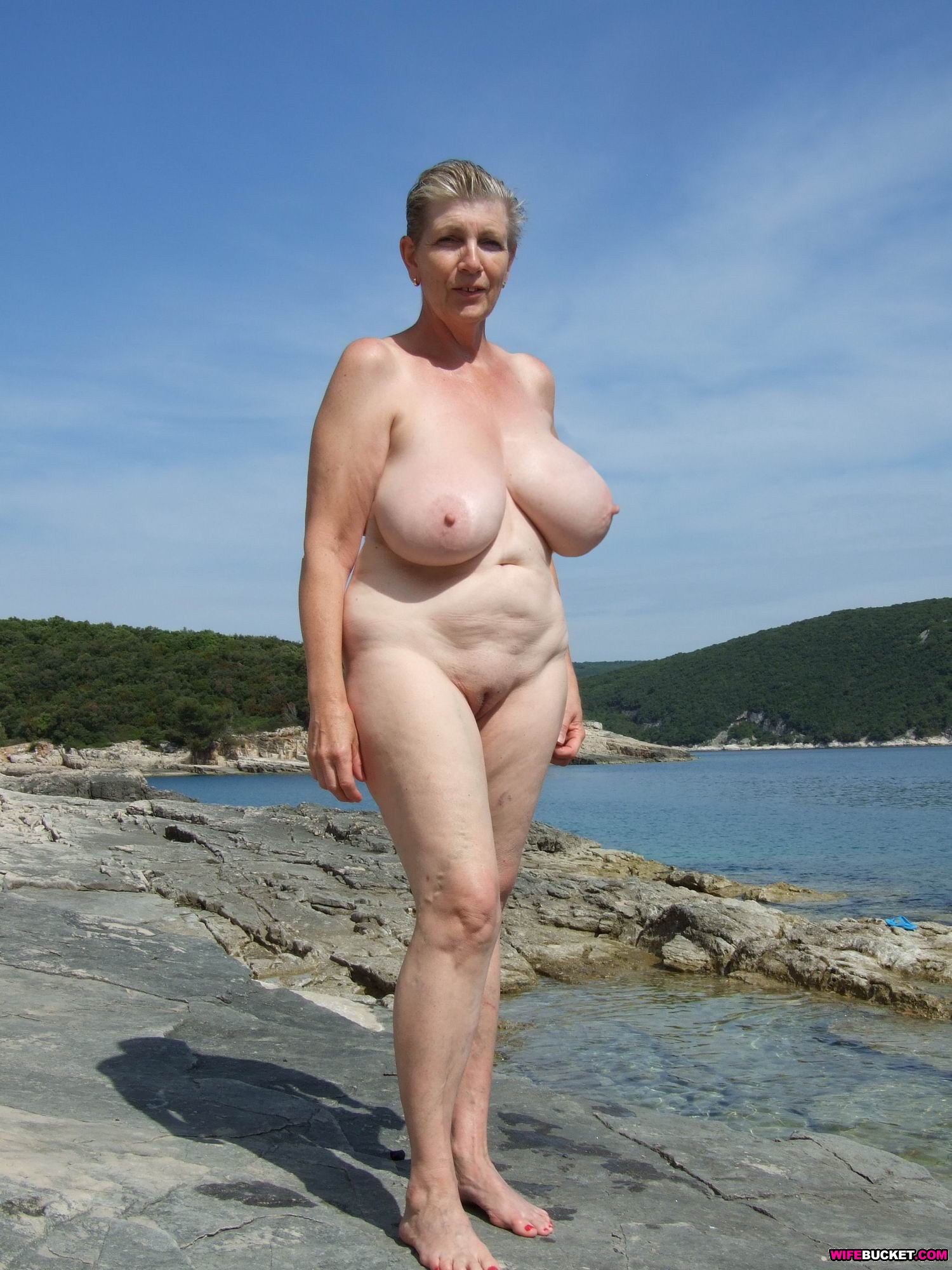 from Marcelo big boobs granny naked beach