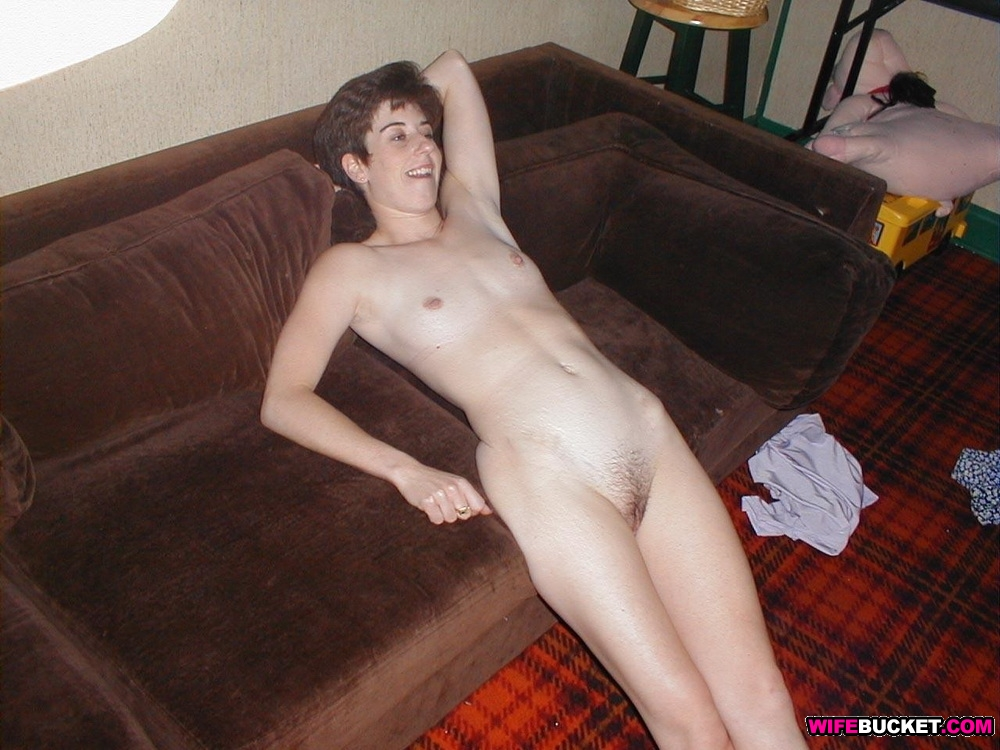 Cheating amateur wife first time taking my big dick 5