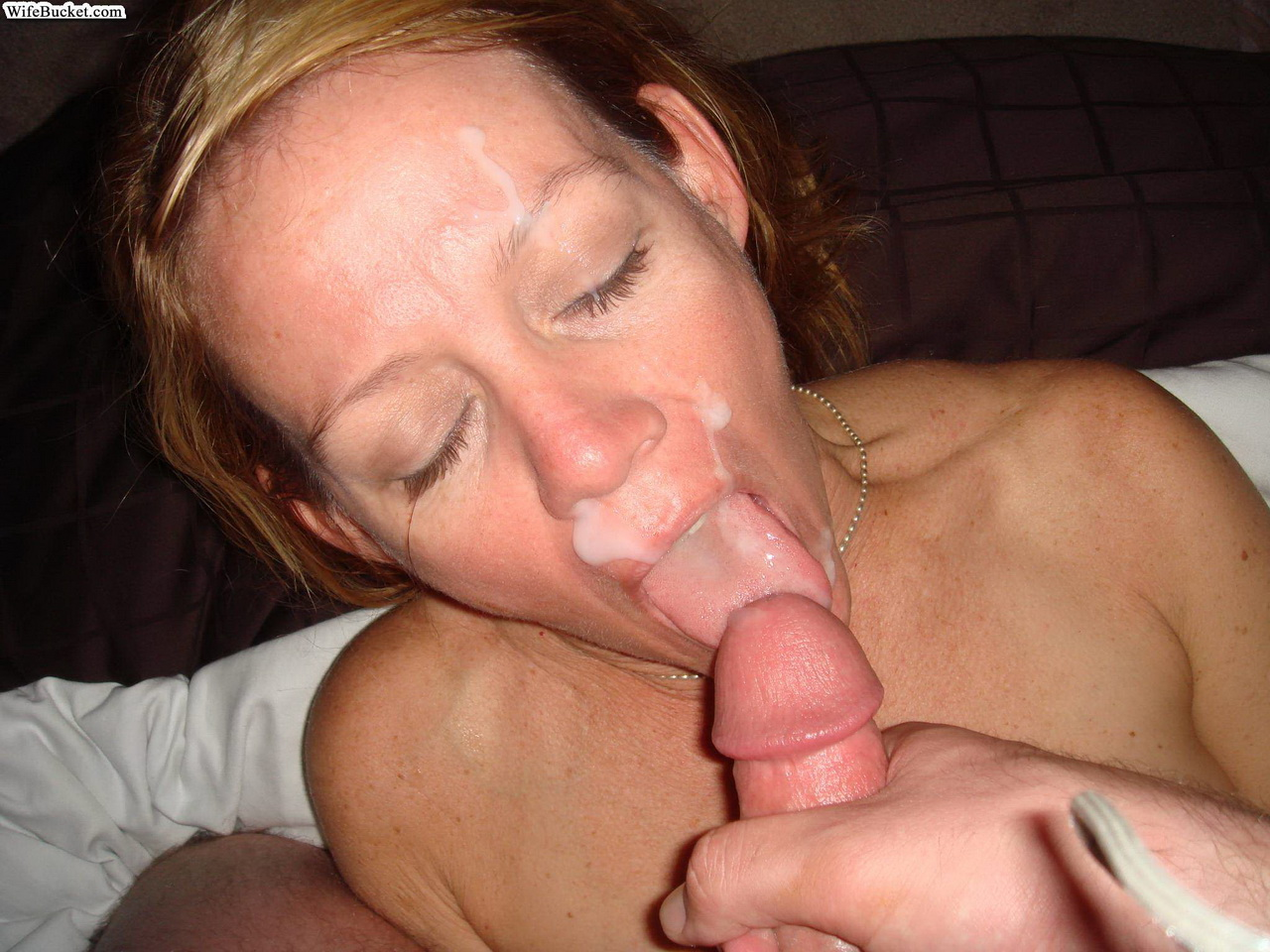 Housewives Sucking Cock 11