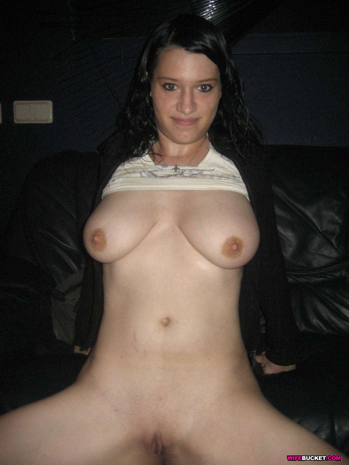 Hot naked young emo girl