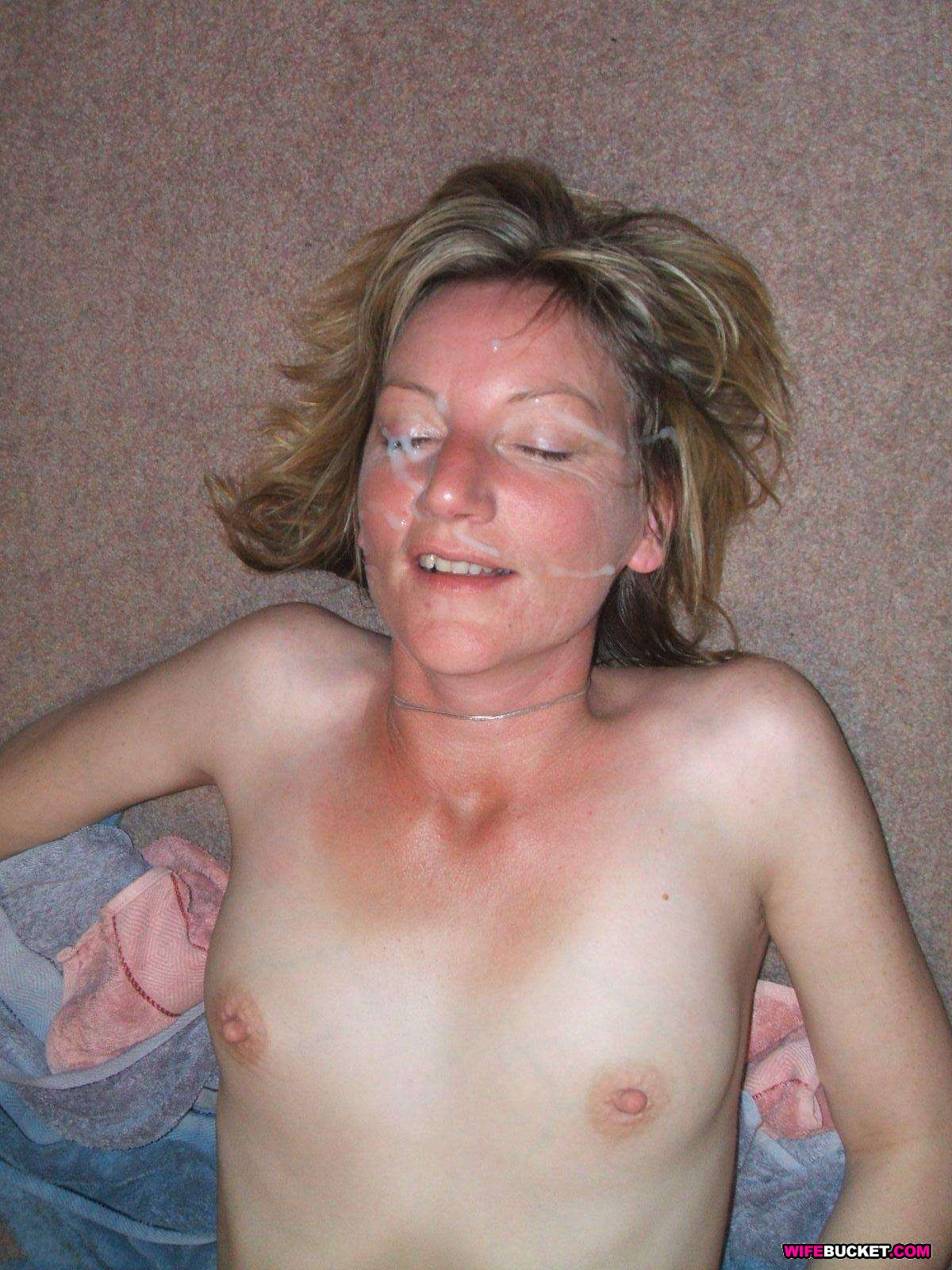 Homemade cumshots mature wife