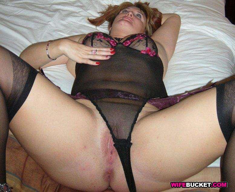 русские жены в белье порно фото