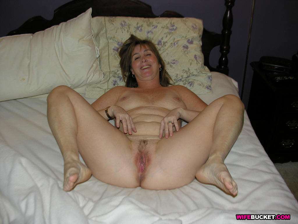 Beautiful nude mature wife think, that