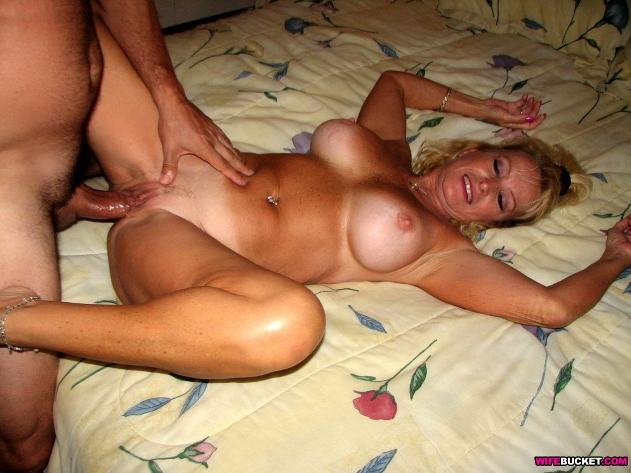 Homemade swinging video wife