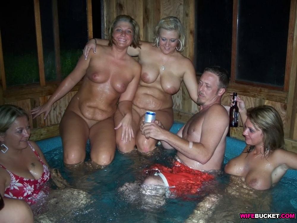 hot party milf amateur