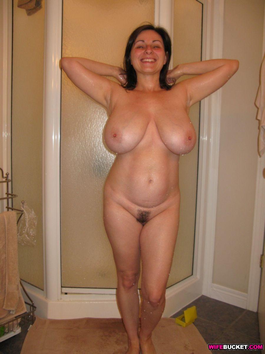Фото больших голых жен