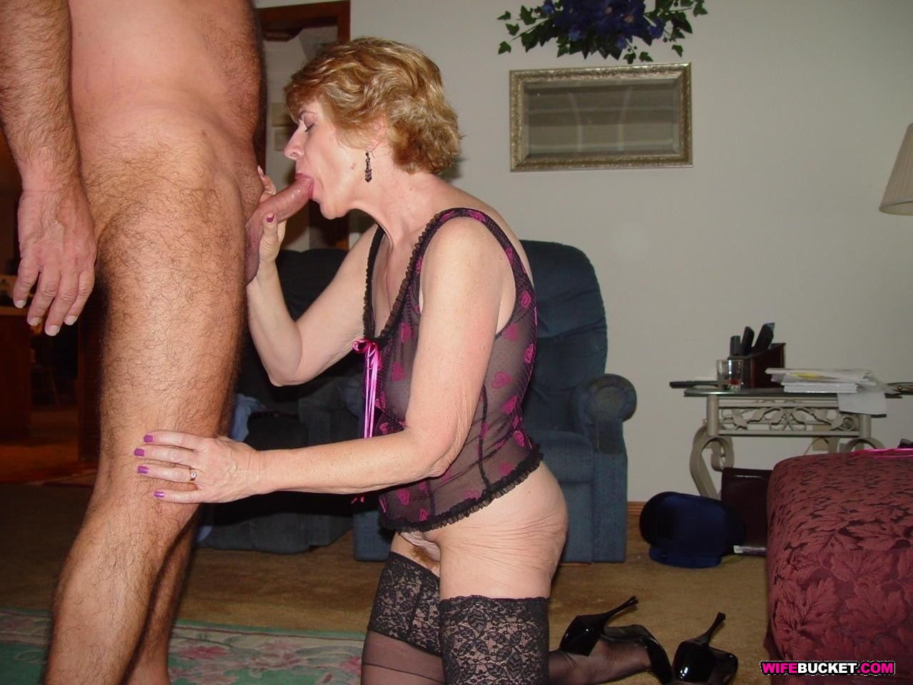 Amature milf wife