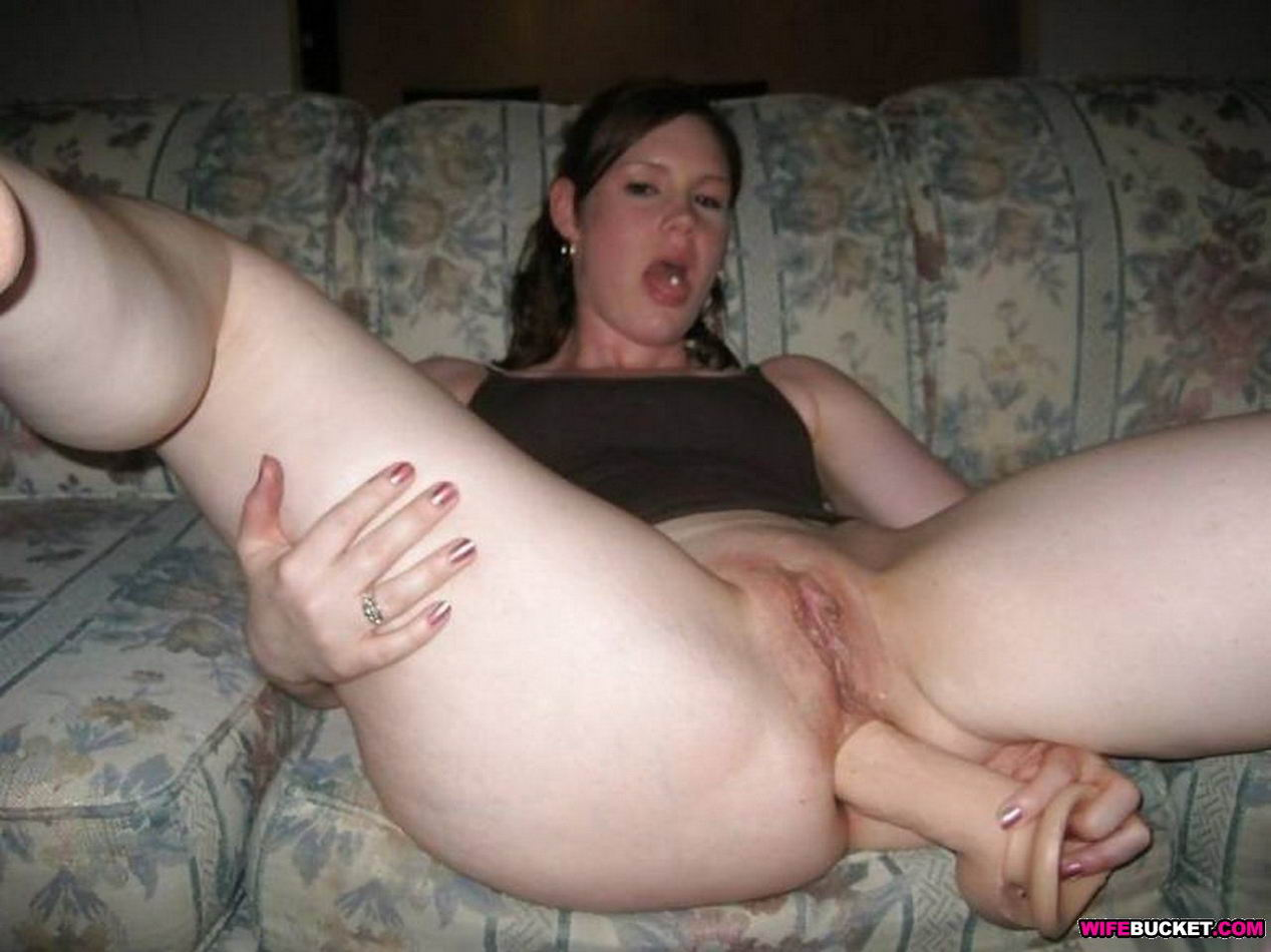 Drunk wife milf fisted