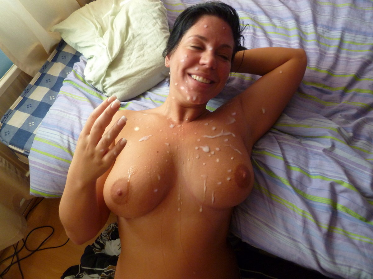With you amateur wife cum shot tumblr