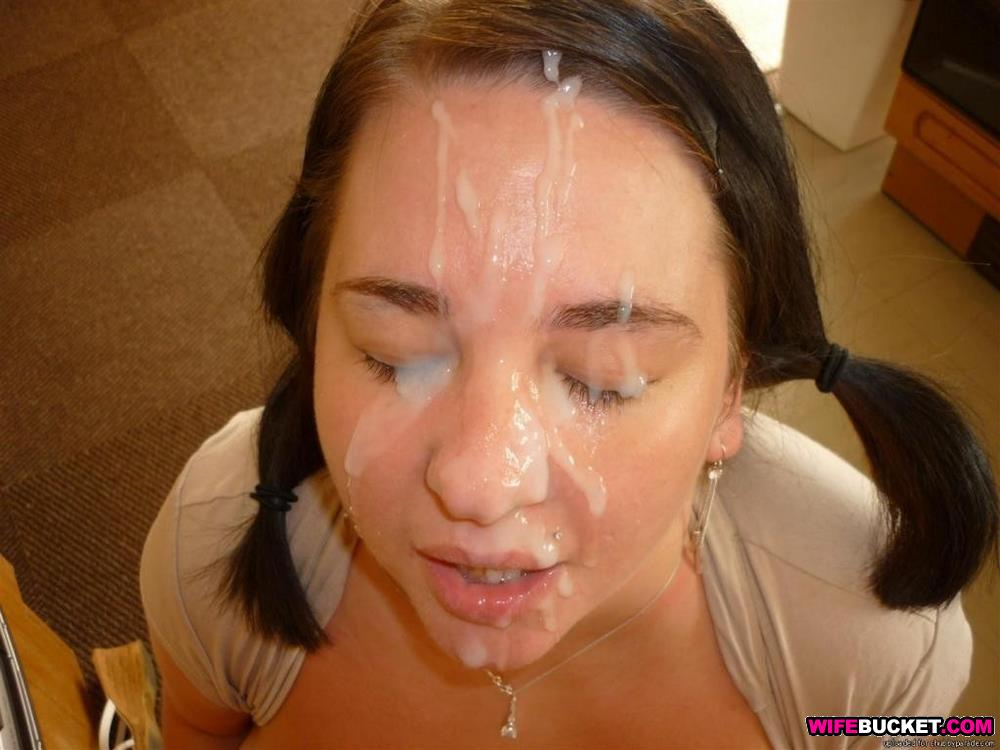 Wifebucket  Big Amateur Facials And Cumshots-1311