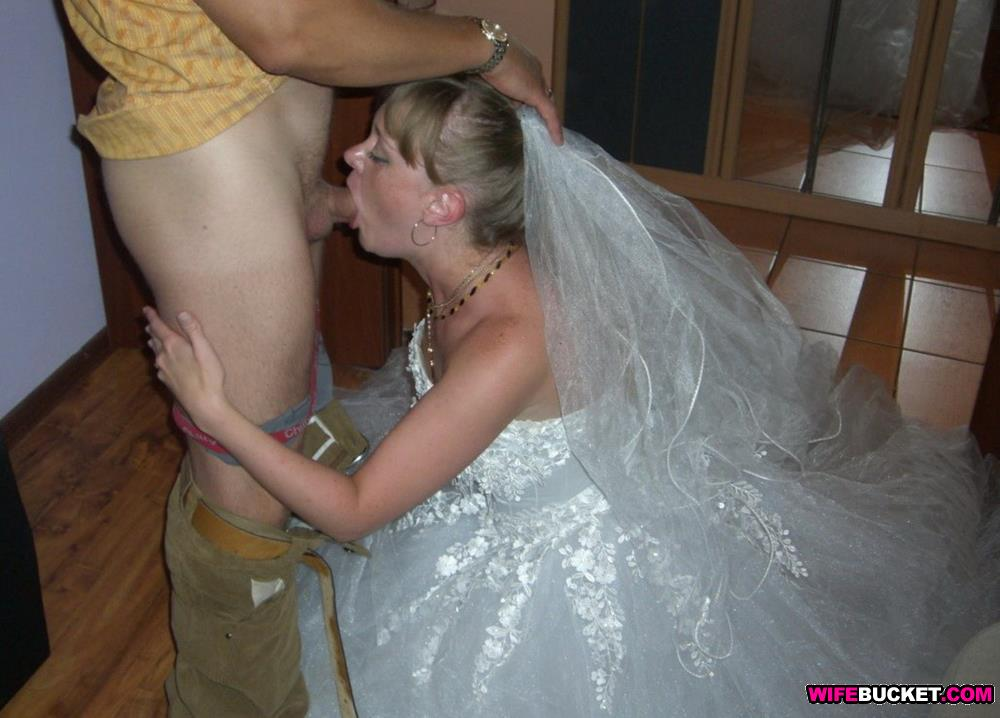 Bride sex wedding something