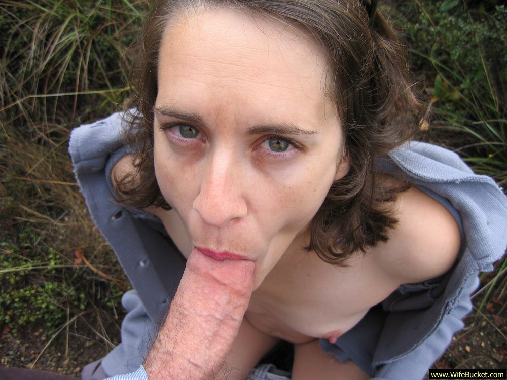 That mature wife outdoor was one them