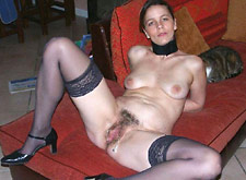 Hairy Bushed Amateur Tied up
