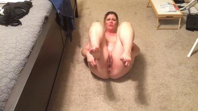 Amateur bbw wife mouth fuck party for her