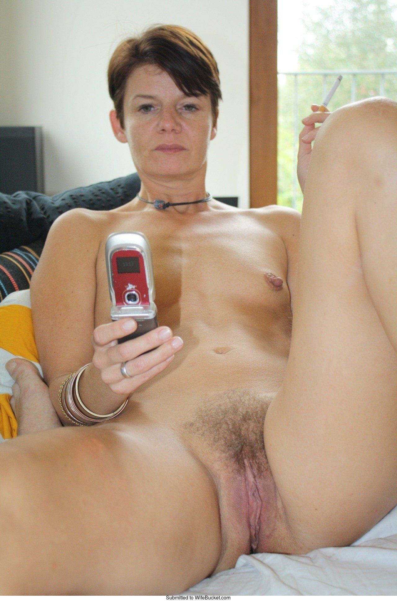 Wifebucket  Mature Women And Their Naughty Naked Selfies-9268