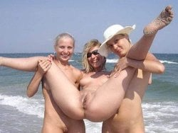 Nude beach holland