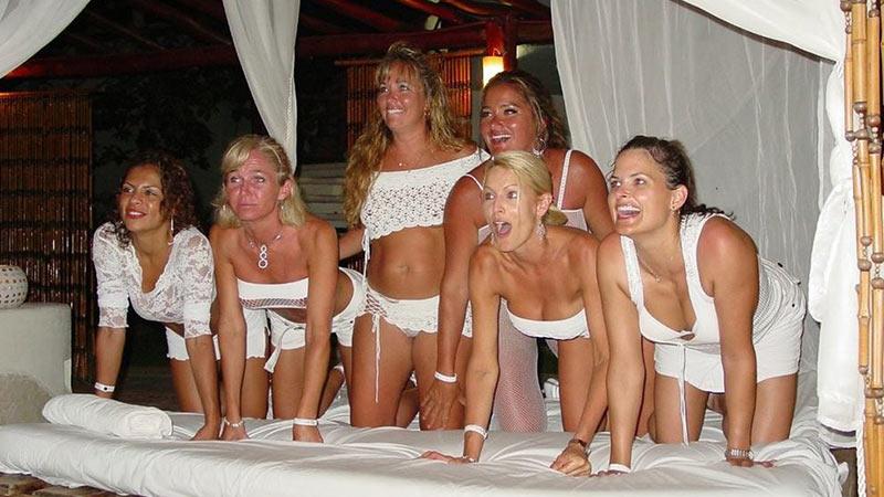 Wife bikini facebook pictures
