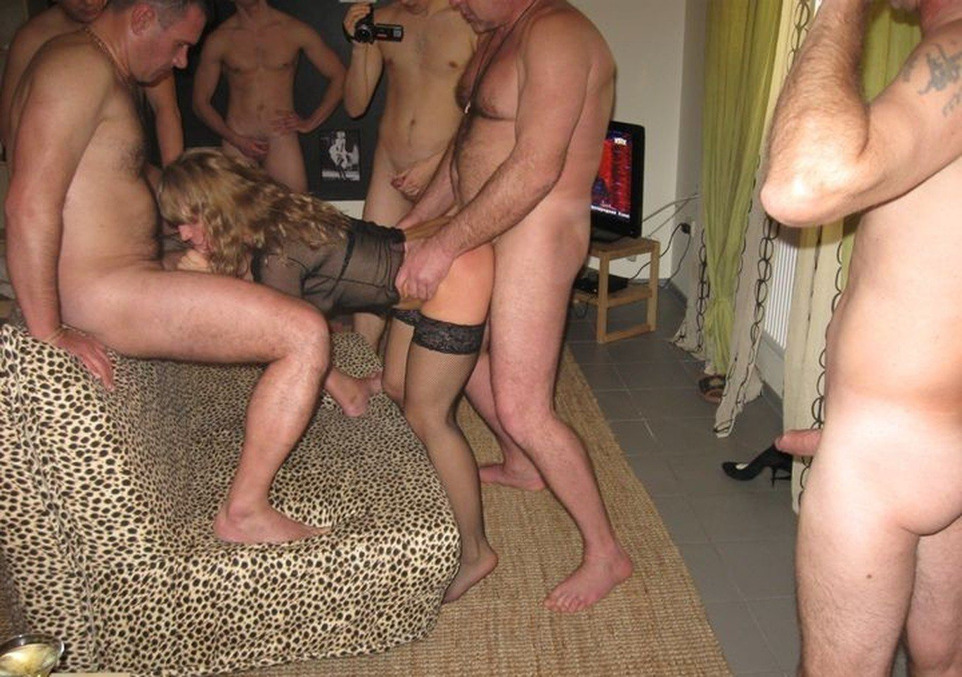 Very good Real sex party photo