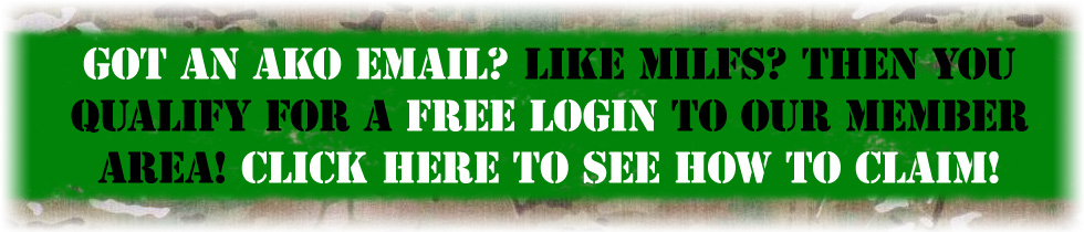 Wife Bucket - Free login for US army members!