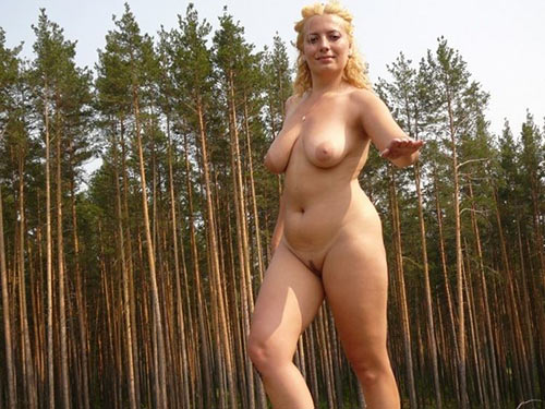 Idea and Mature outdoor exhibitionist wife