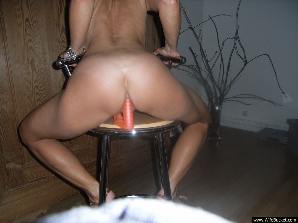 Assured, Amateur wife nude dildo opinion you