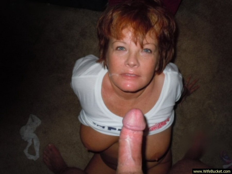 mature cheating wife