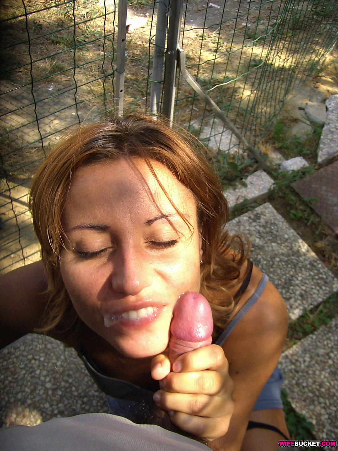 And and outdoor wives amateur