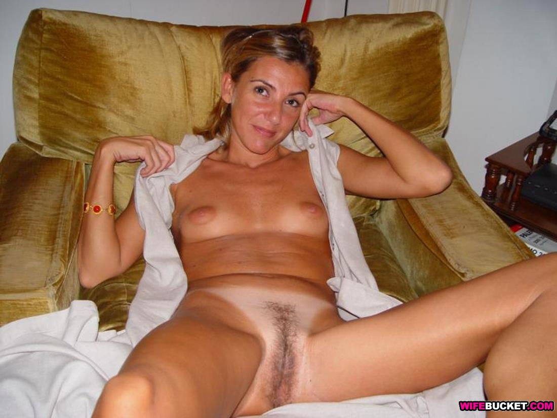 wife Real naked amateur