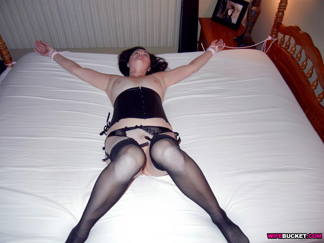 Sorry, mature wife tied and gagged assured, that